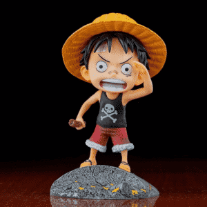 Adorable Kid Luffy Amazing One Piece Static Figure