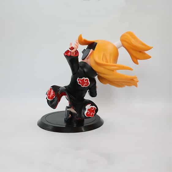 Akatsuki Member Deidara Chibi Style Cool Action Figure