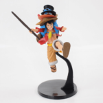 Awesome Luffy Sailing For Adventure One Piece Static Figure