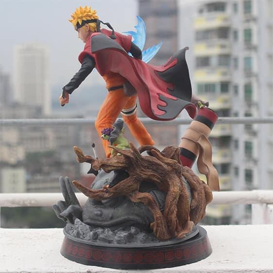 Awesome Uzumaki Naruto Sage Mode Rasengan Action Figure