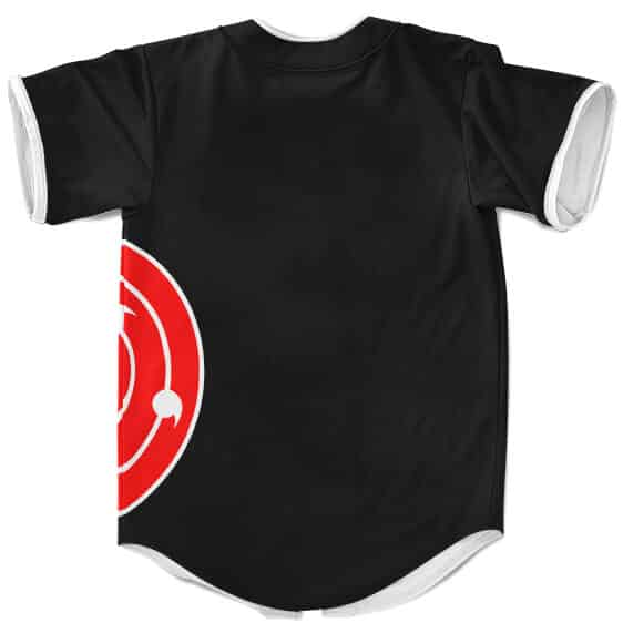 The Destructive Ten Tails Juubi Eye Cool Baseball Uniform