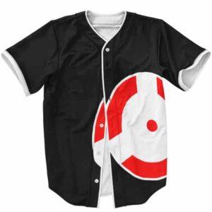 Izuna Uchiha Mangekyou Sharingan Dope Baseball Shirt