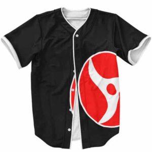 Mangekyou Sharingan Itachi Uchiha Baseball Uniform