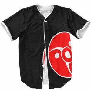 Mangekyou Sharingan Fugaku Uchiha Baseball Jersey