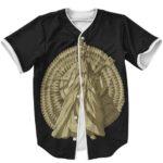 Sage Art Wood Release Jutsu Thousand Hands Baseball Shirt