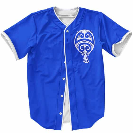 Awesome Uchiha Clan Insignia Vibrant Art Baseball Shirt