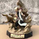 Badass Gaara Sand Coffin Jutsu Dope Naruto Static Figure