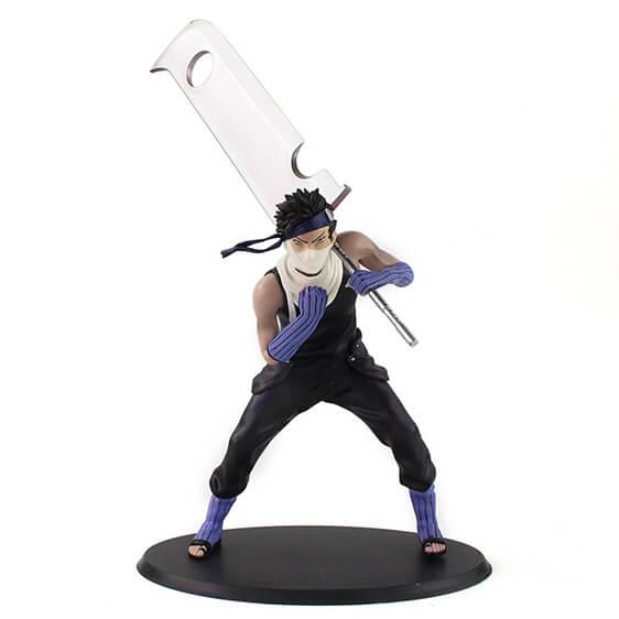 Blood Mist Ninja Zabuza Momochi Badass Toy Figurine