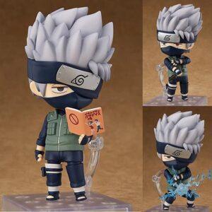 Copy Ninja Kakashi Hatake Chibi Style Dope Action Figure