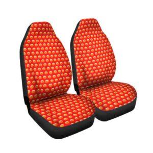 DBZ Earth Dragon Balls Pattern Stylish Car Seat Cover