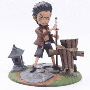 Dracule Mihawk Swordsman In Training Childhood Static Figure