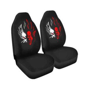 Dragon Ball Z Vegeta & Great Ape Badass Car Seat Cover