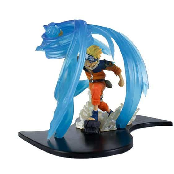 Genin Ninja Naruto Uzumaki Rasengan Dope Static Figure