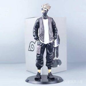 Kakashi Hatake Modern Outfit Stylish Naruto Action Figure