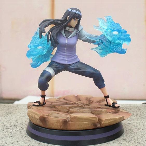 Leaf Village Kunoichi Powerful Hinata Hyuga Action Figure