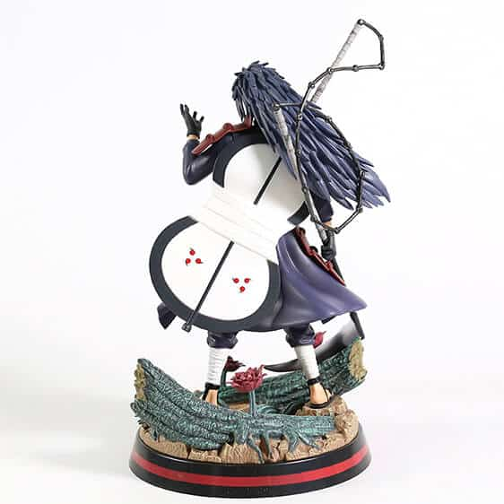 Legendary Ninja Uchiha Madara Badass Naruto Toy Figurine