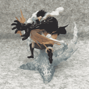 Luffy Gear Four Boundman Gomu Gomu No Bazooka Static Figure