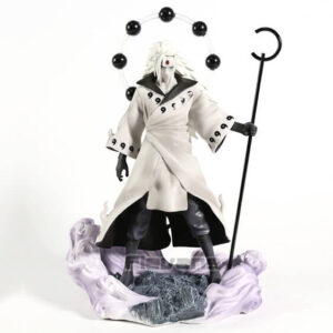 Madara Uchiha Ten Tail Jinchuriki Badass Action Figure