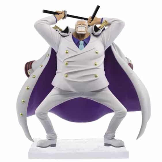 Marine Vice Admiral Monkey D. Garp One Piece Statue Figure