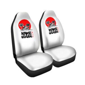 Master Roshi Kame House Illustration DBZ Car Seat Cover
