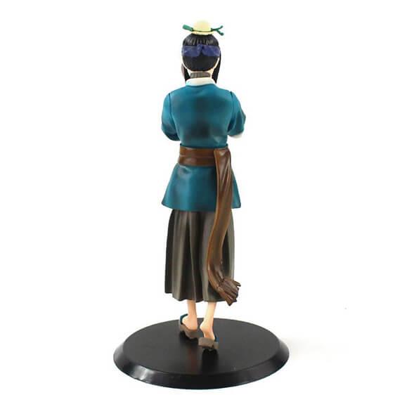 Mercenary Ninja Haku Yuki Unique Naruto Toy Figurine