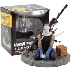 Mist Swordsman Zabusa Death Art Dope Naruto Toy Figurine