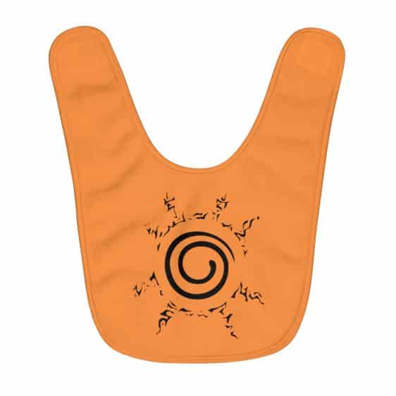 Naruto Eight Trigrams Sealing Style Symbol Cool Baby Apron
