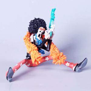 One Piece Brook King Of Souls Rock & Roll Statue Figure