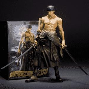 One Piece Time Skip Roronoa Zoro Amazing Pose Static Figure