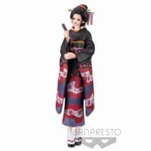 One Piece Wano Kuni Lady Orobi Nico Robin Kimono Toy Figurine