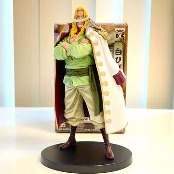 One Piece Young Edward Newgate Whitebeard Cool Static Figure
