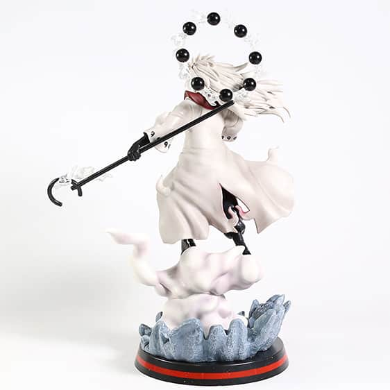Powerful Madara Uchiha Ten Tail Jinchuriki Action Figure