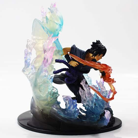 Powerful Uchiha Sasuke Susanoo Badass Action Figure