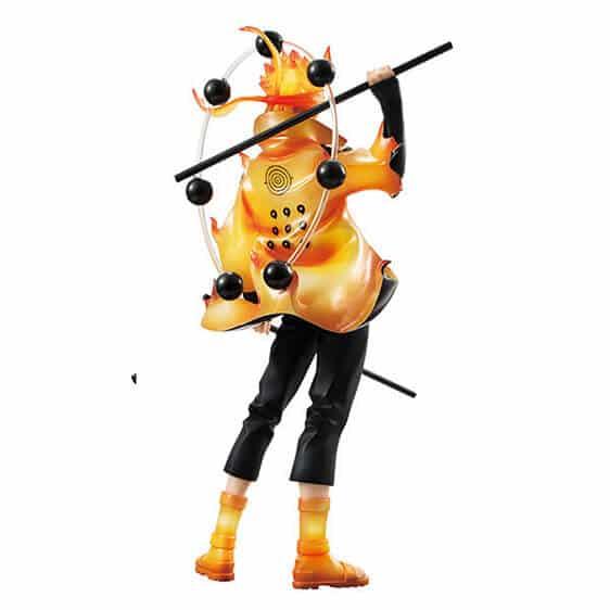 Powerful Uzumaki Naruto Six Paths Sage Mode Toy Figurine