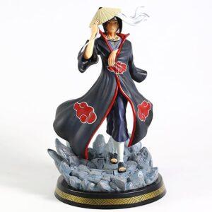 Rogue Ninja Itachi Uchiha Wearing Hat Epic Toy Figurine
