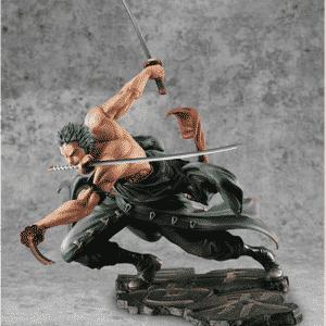 Roronoa Zoro Santoryu Dragon Twister Form Action Figure