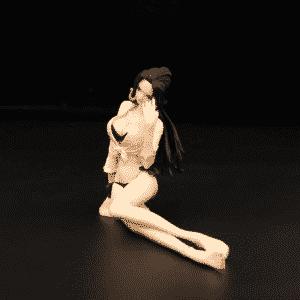 Sea Empress Boa Hancock Sexy Outfit Cool Statue Figure