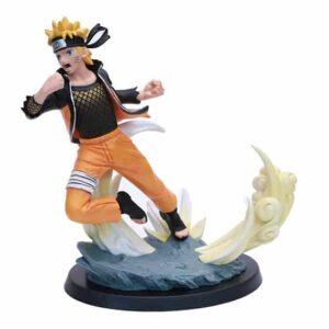 Serious Uzumaki Naruto Battle Pose Epic Action Figure