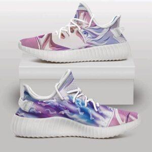 Son Goku Perfected Ultra Instinct Form Yeezy Sneakers