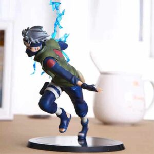 The Copy Ninja Kakashi Hatake Chidori Amazing Toy Figurine