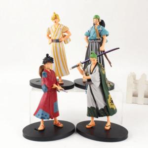 The Grandline Men Sanji Wano Country Arc Statue Figure