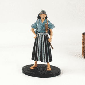 The Grandline Men Usopp Wano Country Arc Statue Figure