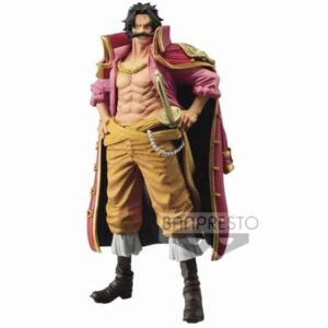 The King Of Pirates Gol D. Roger One Piece Dope Toy Figurine