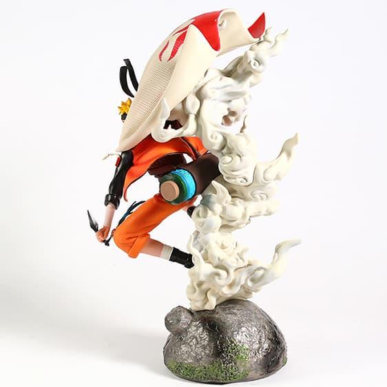 The Seventh Hokage Uzumaki Naruto Sage Mode Action Figure