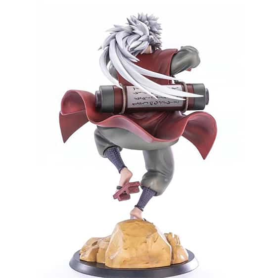 The Toad Sage Lively Master Jiraiya Cool Toy Figurine