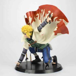 The Yellow Flash Minato Namikaze Dope Action Figure