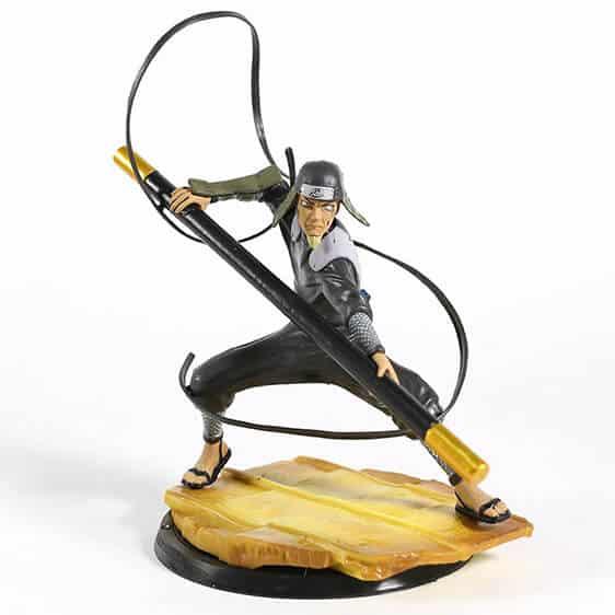 Third Hokage Sarutobi Hiruzen Battle Stance Action Figure