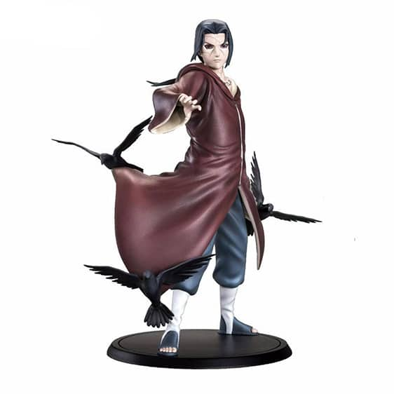 Uchiha Itachi Edo Tensei Reincarnation Epic Static Figure