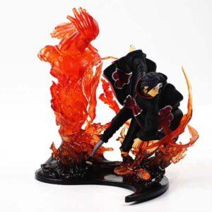 Uchiha Itachi Susanoo Red Aura Dope Naruto Toy Figurine