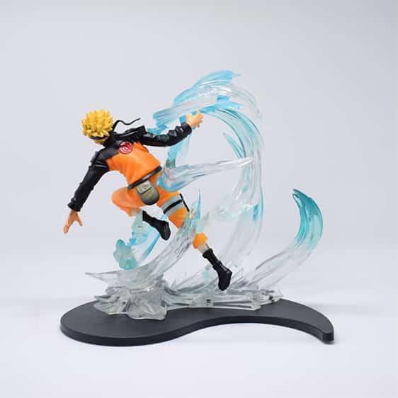 Uzumaki Naruto Powerful Rasengan Attack Dope Toy Figurine